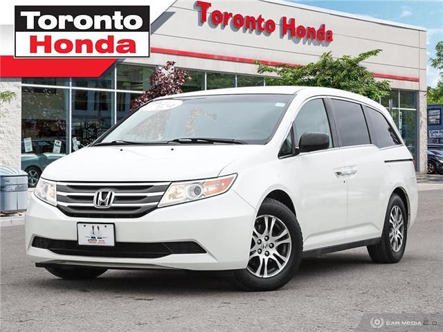 2012 Honda Odyssey EX $500 Pre-Paid VISA-Black Friday Special (Stk: H41008A) in Toronto - Image 1 of 27