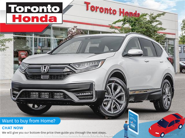 2021 Honda CR-V Touring (Stk: 2100111) in Toronto - Image 1 of 23