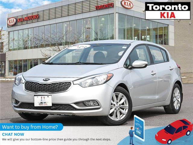 2016 Kia Forte 5-Door LX+ Holliday Special $500 pre-paid VISA (Stk: K32137A) in Toronto - Image 1 of 27