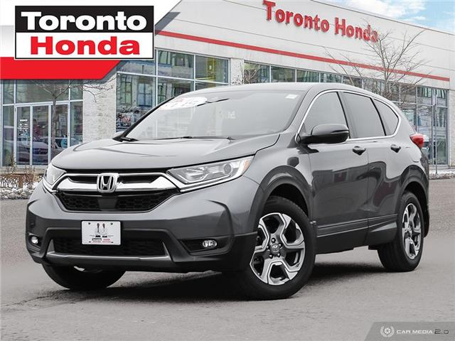 2019 Honda CR-V EX-L|One Owner|Clean Carfax|Engine Starter|Leather (Stk: H40912T) in Toronto - Image 1 of 27