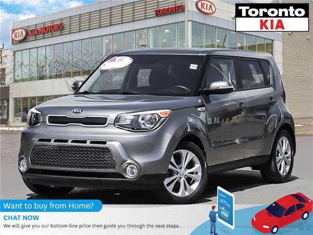 2016 Kia Soul EX  Holliday Special $500 pre-paid VISA (Stk: K32115A) in Toronto - Image 1 of 27