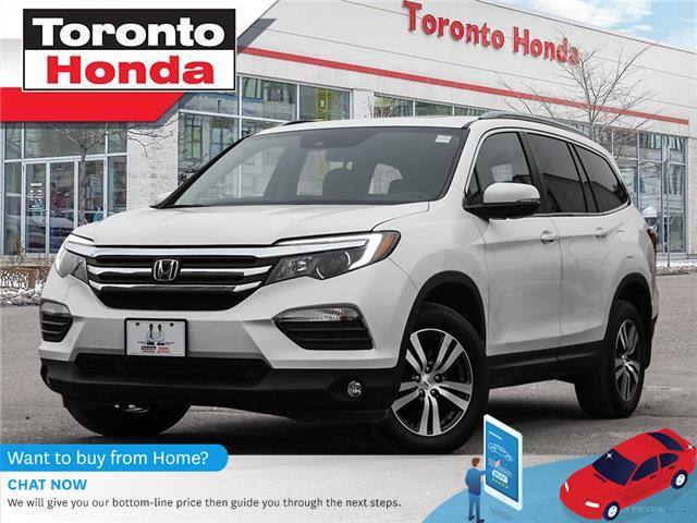 2017 Honda Pilot EX-L (Stk: H41052T) in Toronto - Image 1 of 27