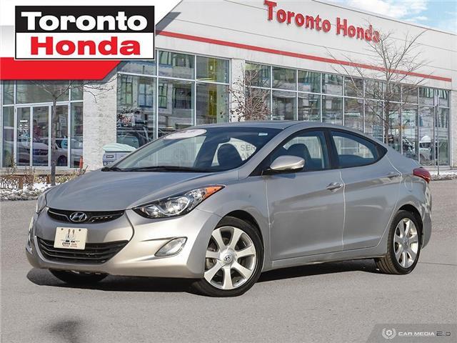 2013 Hyundai Elantra Limited (Stk: H41025T) in Toronto - Image 1 of 27