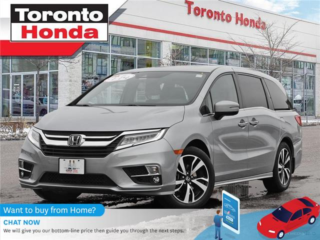 2018 Honda Odyssey  (Stk: H41101T) in Toronto - Image 1 of 27