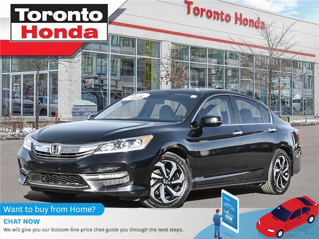 2017 Honda Accord Sedan SE (Stk: H40961A) in Toronto - Image 1 of 27