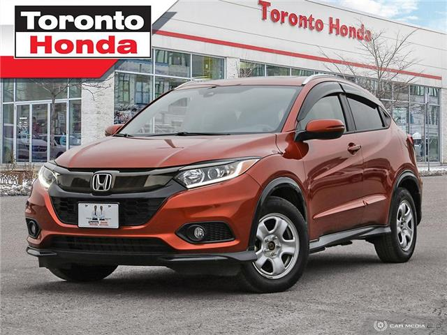 2019 Honda HR-V 7 Years/160,000KM Honda Certified Warranty (Stk: H41069P) in Toronto - Image 1 of 27
