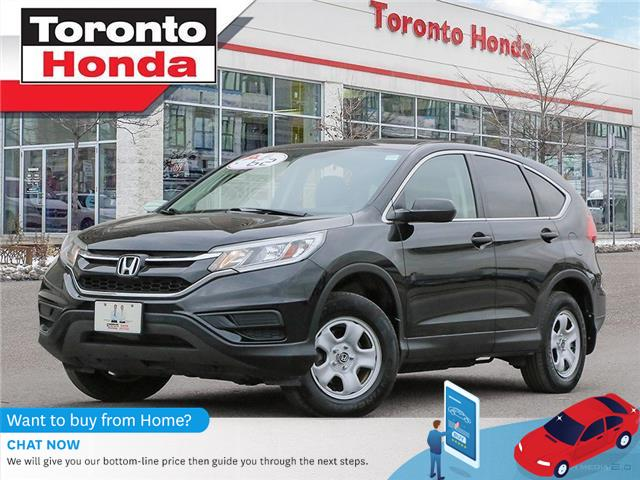2016 Honda CR-V LX (Stk: H41019A) in Toronto - Image 1 of 30