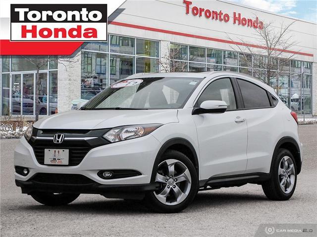 2017 Honda HR-V EX-L w/Navigation (Stk: H41020T) in Toronto - Image 1 of 27