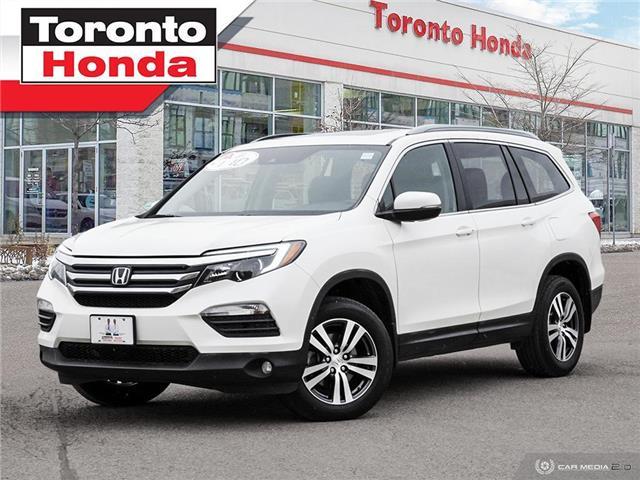2018 Honda Pilot EX-L DVD (Stk: H40927A) in Toronto - Image 1 of 28