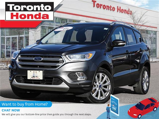 2017 Ford Escape Titanium (Stk: H40907T) in Toronto - Image 1 of 27