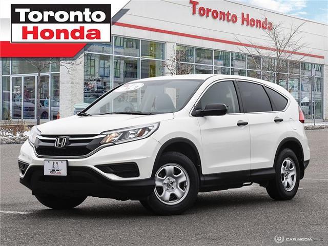 2016 Honda CR-V LX (Stk: H41043T) in Toronto - Image 1 of 27