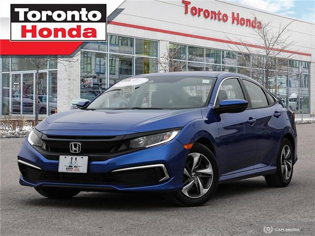 2019 Honda Civic Sedan 7 Years/160,000KM Honda Certified Warranty (Stk: H41049P) in Toronto - Image 1 of 27