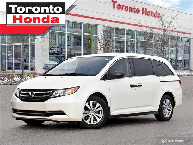 2014 Honda Odyssey SE (Stk: H40945A) in Toronto - Image 1 of 27