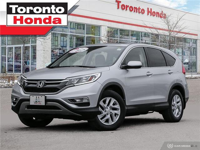 2016 Honda CR-V EX (Stk: H41026A) in Toronto - Image 1 of 27