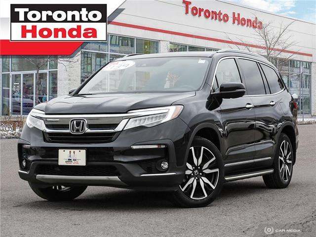 2019 Honda Pilot Touring (Stk: H41057T) in Toronto - Image 1 of 26