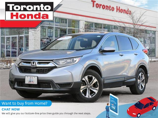2019 Honda CR-V LX AWD|HONDA CERTIFIED|ONE OWNER|NO ACCIDENT| (Stk: H41085T) in Toronto - Image 1 of 26