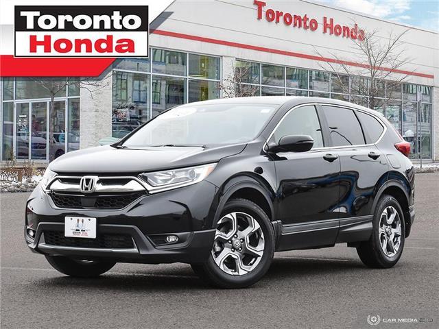 2019 Honda CR-V EX (Stk: H41036T) in Toronto - Image 1 of 27
