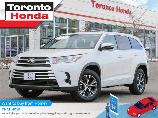 2017 Toyota Highlander LE wE ARE OPEN!!! (Stk: H41102T) in Toronto - Image 1 of 27