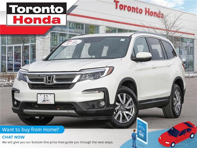 2019 Honda Pilot EX (Stk: H41034T) in Toronto - Image 1 of 27