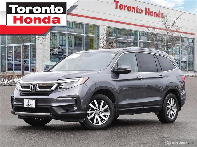 2019 Honda Pilot EX-L Navi (Stk: H41045T) in Toronto - Image 1 of 27