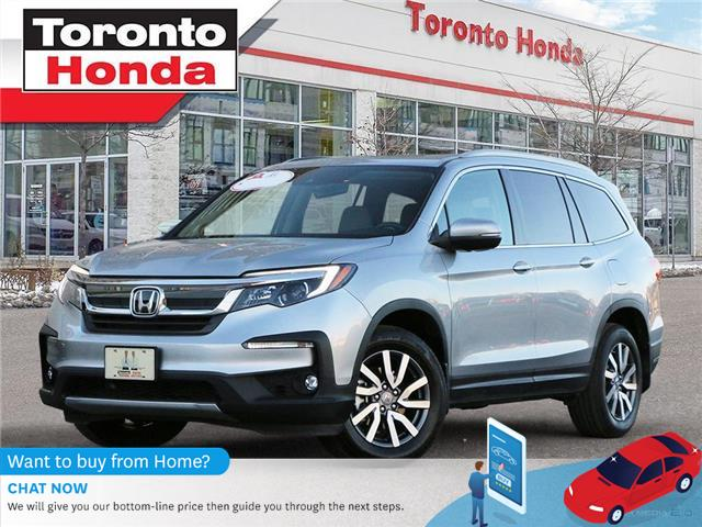 2019 Honda Pilot EX-L NAVI (Stk: H40974T) in Toronto - Image 1 of 27