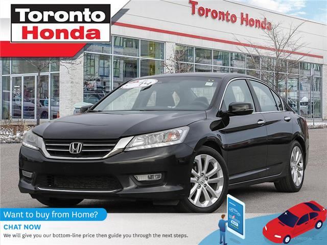 2013 Honda Accord Sedan Touring (Stk: H41010A) in Toronto - Image 1 of 27