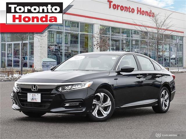 2018 Honda Accord Sedan EX-L (Stk: H41046T) in Toronto - Image 1 of 26