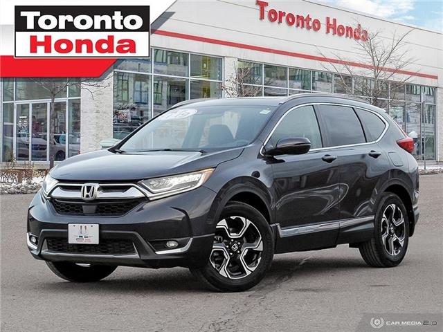 2019 Honda CR-V Touring (Stk: H41119T) in Toronto - Image 1 of 30