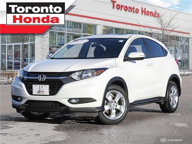 2016 Honda HR-V EX AWD (Stk: H41134P) in Toronto - Image 1 of 27