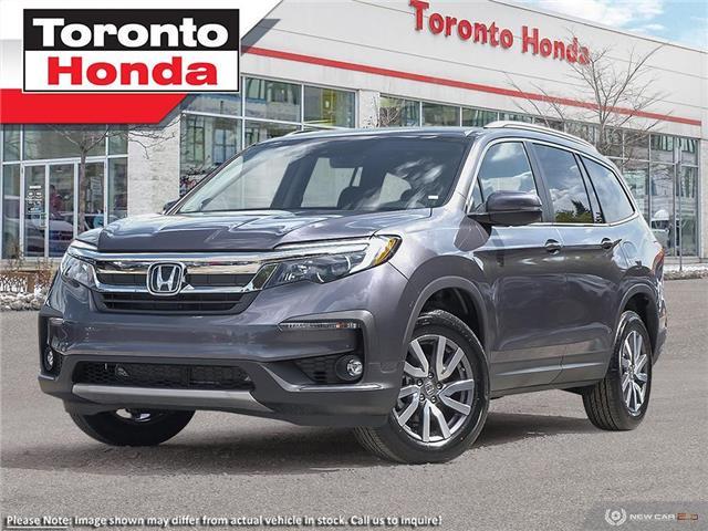 2021 Honda Pilot EX (Stk: 2100115) in Toronto - Image 1 of 23