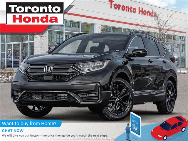 2021 Honda CR-V Black Edition (Stk: 2100085) in Toronto - Image 1 of 23