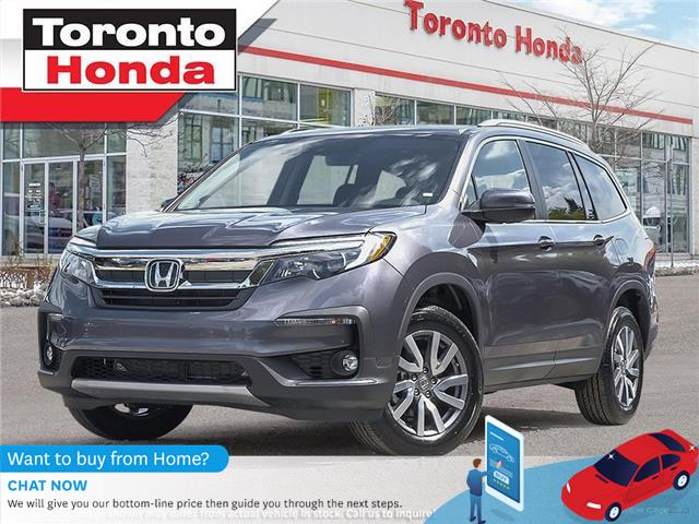 2021 Honda Pilot EX (Stk: 2100029) in Toronto - Image 1 of 23