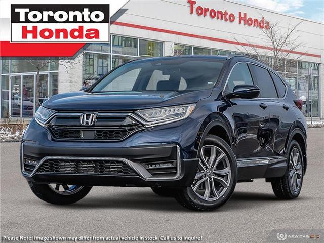 2021 Honda CR-V Touring (Stk: 2100179) in Toronto - Image 1 of 23