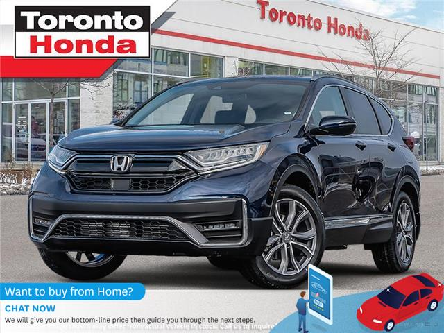 2021 Honda CR-V Touring (Stk: 2100082) in Toronto - Image 1 of 23