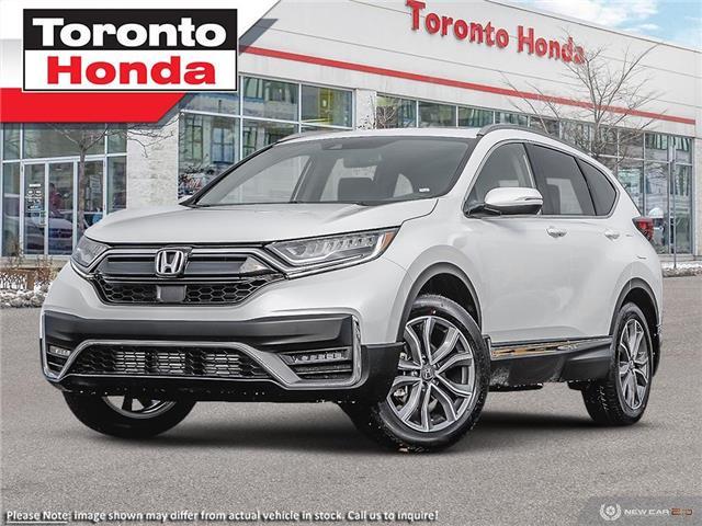 2021 Honda CR-V Touring (Stk: 2100109) in Toronto - Image 1 of 23
