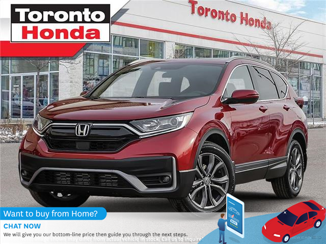 2021 Honda CR-V Sport (Stk: 2100176) in Toronto - Image 1 of 23