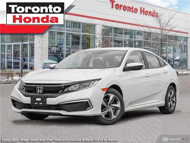 2020 Honda Civic LX (Stk: 2001076) in Toronto - Image 1 of 23