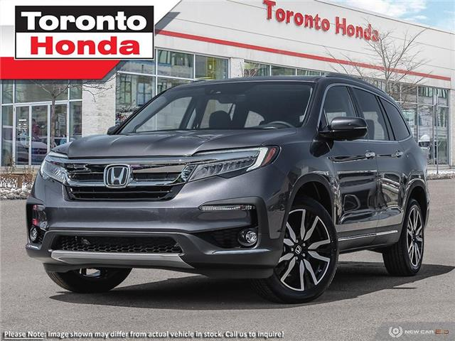 2021 Honda Pilot Touring 7P (Stk: 2100023) in Toronto - Image 1 of 21