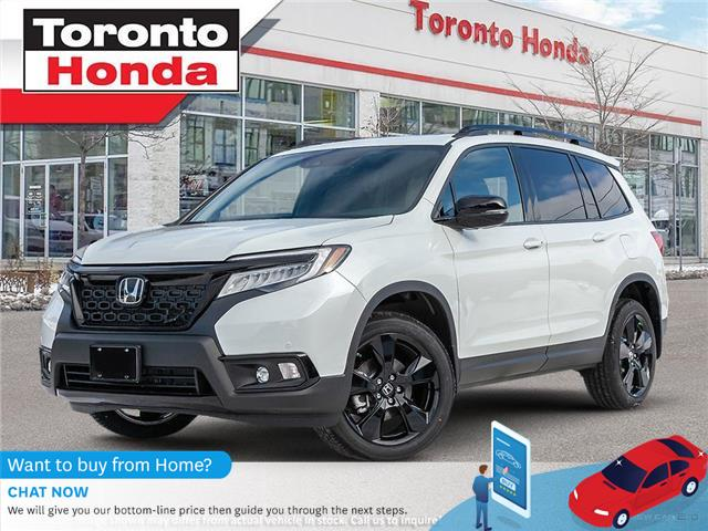 2020 Honda Passport Touring (Stk: 2000259) in Toronto - Image 1 of 9