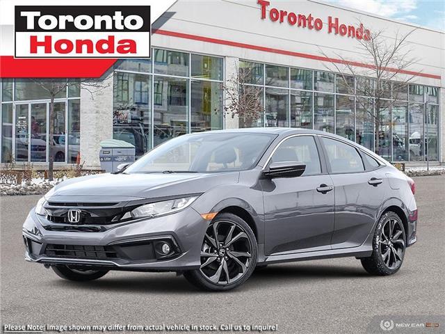 2020 Honda Civic Sport (Stk: 2001210) in Toronto - Image 1 of 23