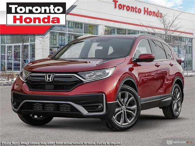 2021 Honda CR-V Sport (Stk: 2100145) in Toronto - Image 1 of 23