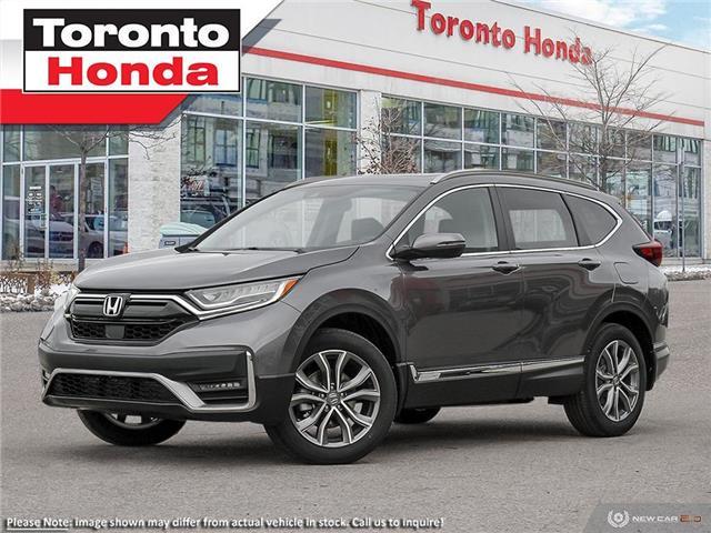 2021 Honda CR-V Touring (Stk: 2100095) in Toronto - Image 1 of 23