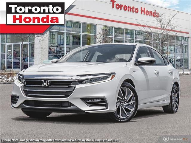 2021 Honda Insight Base (Stk: 2100028) in Toronto - Image 1 of 23