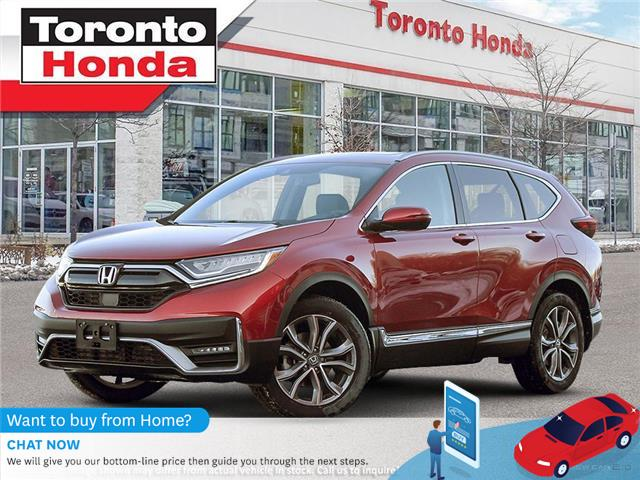 2021 Honda CR-V Touring (Stk: 2100127) in Toronto - Image 1 of 23