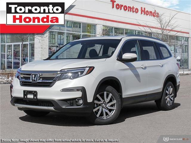 2021 Honda Pilot EX-L Navi (Stk: 2100121) in Toronto - Image 1 of 23