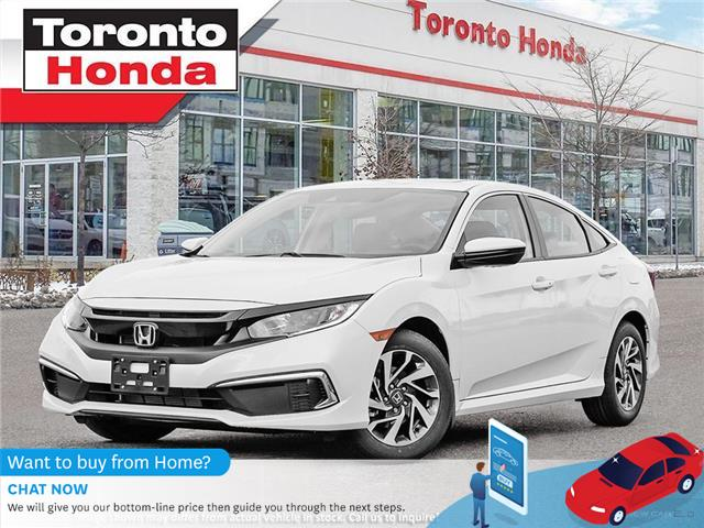2021 Honda Civic EX (Stk: 2100155) in Toronto - Image 1 of 23