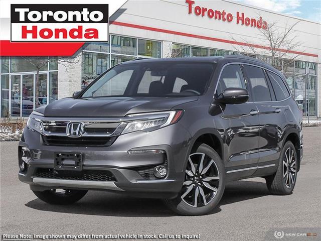 2021 Honda Pilot Touring 8P (Stk: 2100006) in Toronto - Image 1 of 23