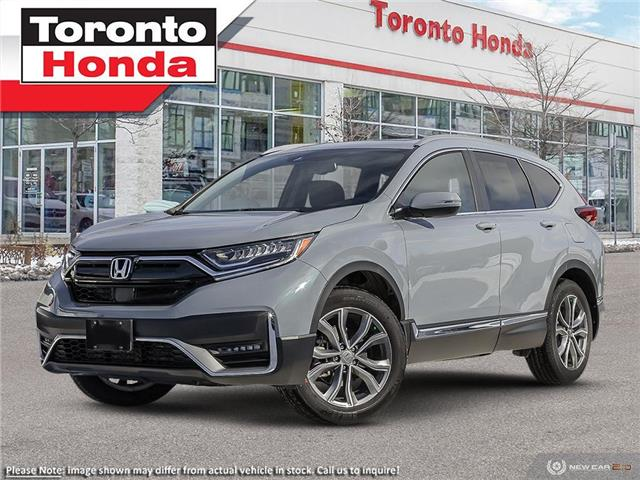 2021 Honda CR-V Touring (Stk: 2100147) in Toronto - Image 1 of 21