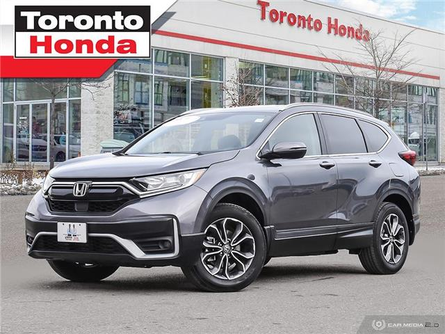 2020 Honda CR-V EX-L|Leather|Roof|Heated Seats|Engine Starter (Stk: H41135T) in Toronto - Image 1 of 27