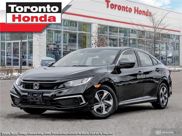 2021 Honda Civic LX (Stk: 2100202) in Toronto - Image 1 of 23
